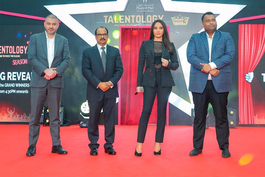 mushrif mall talentology